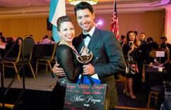 Amanda y Daniel 2016 USA Tango Champions!