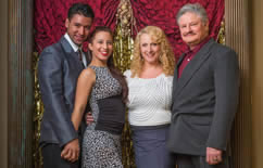 The Argentine Tango Detroit Family
