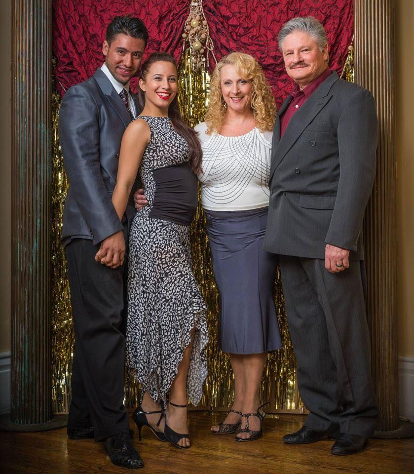 The Argentine Tango Detroit Family