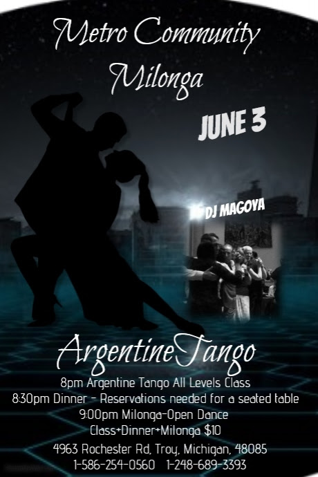 community milonga